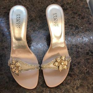 NEW formal high heel sandles